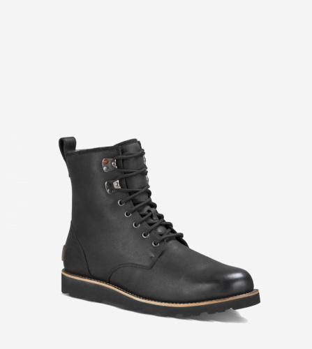 UGG HANNEN BOOTS BLACK MEN фото 3