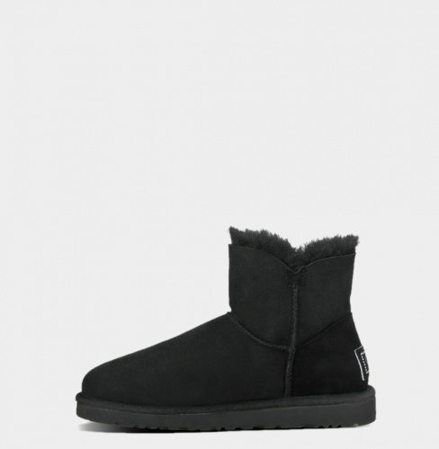 UGG BAILEY BLING MINI BLACK фото 3