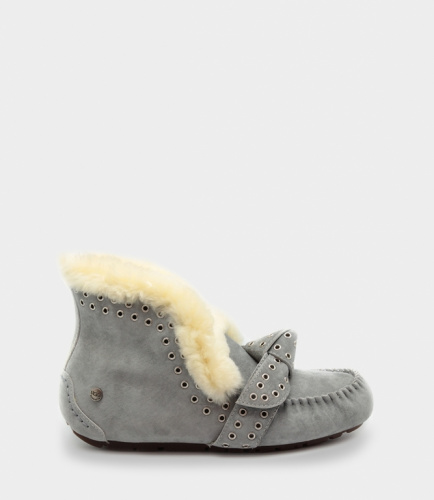 UGG SLIPPERS POLER GREY