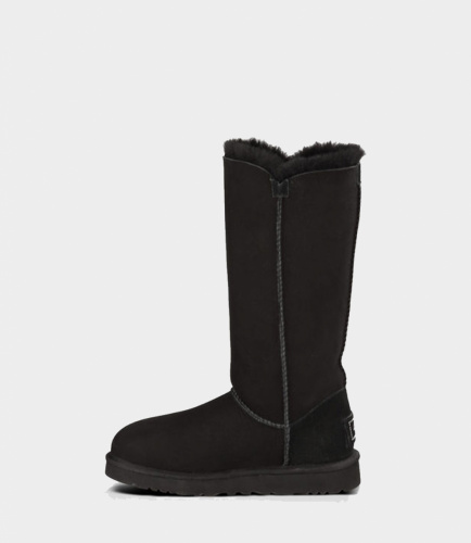 UGG BAILEY BLING TRIPLET TALL BLACK фото 4