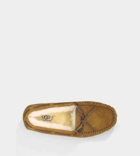 UGG DAKOTA SLIPPERS CHESTNUT фото 4