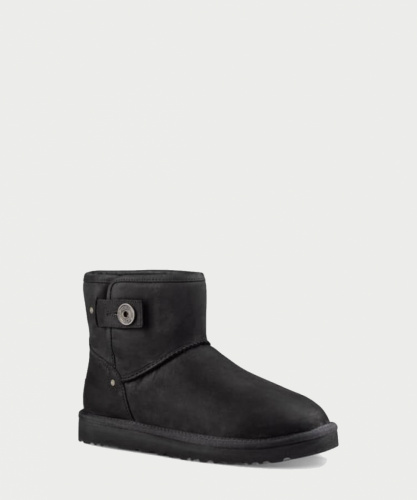 UGG BENI MINI BLACK фото 2
