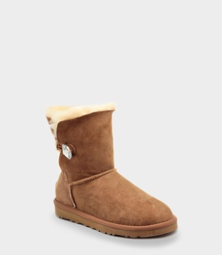 UGG BAILEY BLING CHESTNUT фото 2