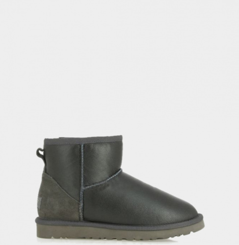 UGG METALLIC MINI GREY
