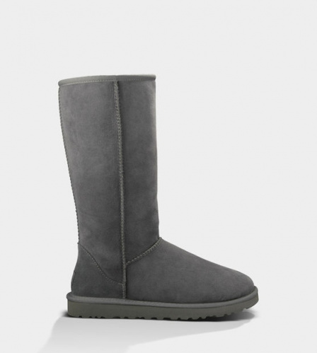 UGG CLASSIC TALL II WATERPROOF GREY