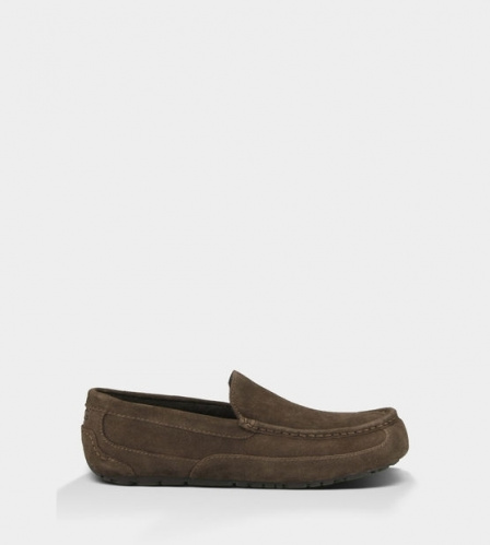 UGG ASCOT SLIPPERS CHOCOLATE MEN
