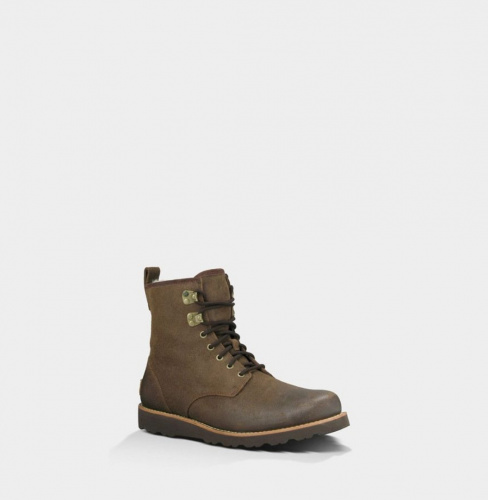 UGG HANNEN BOOTS GRIZZLY MEN фото 3