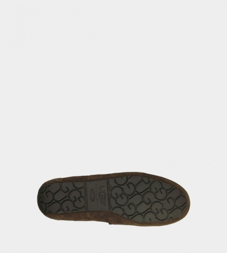 UGG ASCOT SLIPPERS CHOCOLATE MEN фото 4