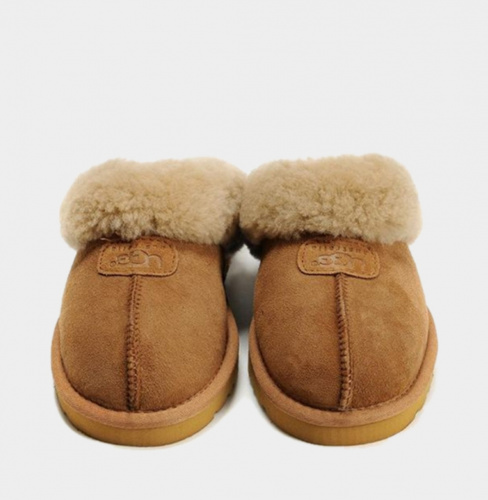 UGG COQUETTE SLIPPER CHESTNUT
