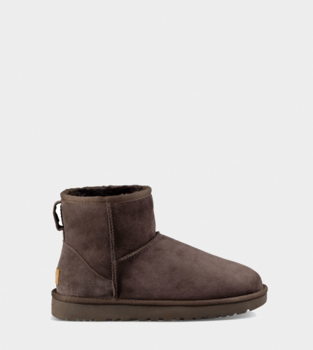 UGG CLASSIC MINI CHOCOLATE MEN фото 3