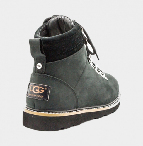 UGG CAPULIN BOOTS BLACK MEN фото 3