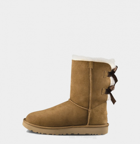 UGG BAILEY BOW II WATERPROOF CHESTNUT фото 2