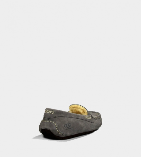 UGG ANSLEY SLIPPERS GREY фото 3
