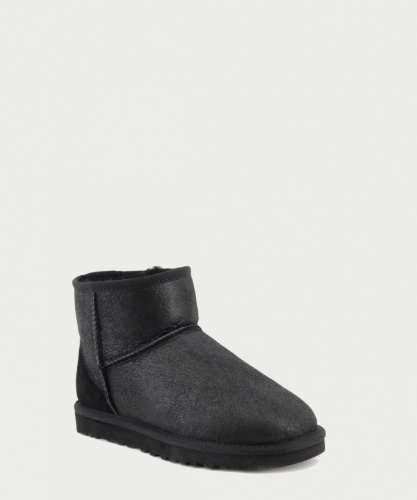 UGG METALLIC MINI BLACK MEN фото 2