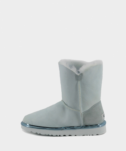 UGG BAILEY BUTTON II WATERPROOF ICEBERG фото 4