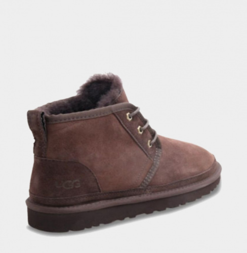 UGG NEUMEL BOOTS CHOCOLATE MEN фото 2