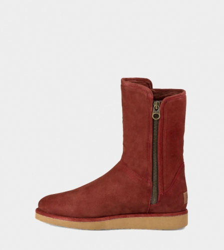 UGG ABREE SHORT RED фото 3