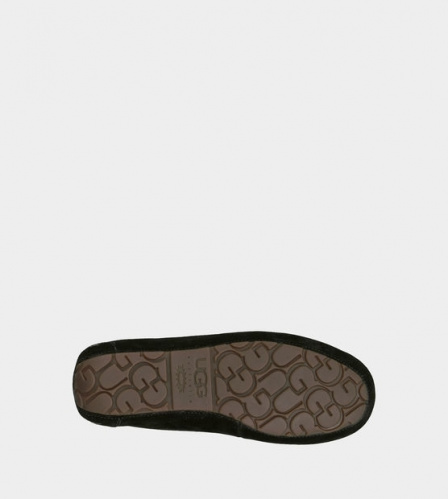 UGG ANSLEY SLIPPERS BLACK фото 5