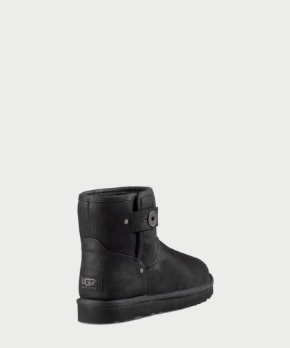 UGG BENI MINI BLACK фото 4