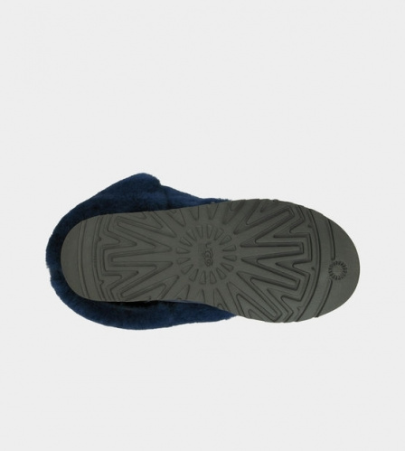 UGG BAILEY BUTTON TRIPLET TALL II WATERPROOF NAVY фото 5