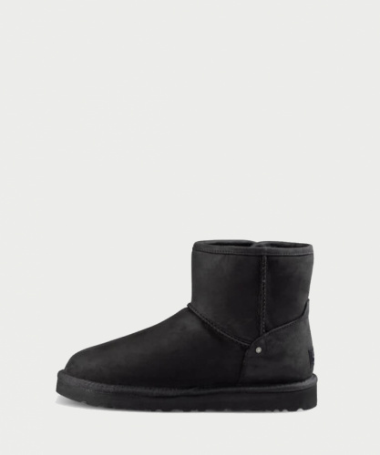 UGG BENI MINI BLACK фото 3