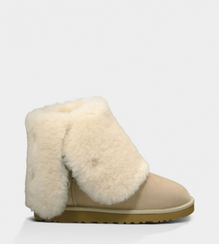 UGG BAILEY BUTTON TRIPLET TALL II WATERPROOF SAND фото 4