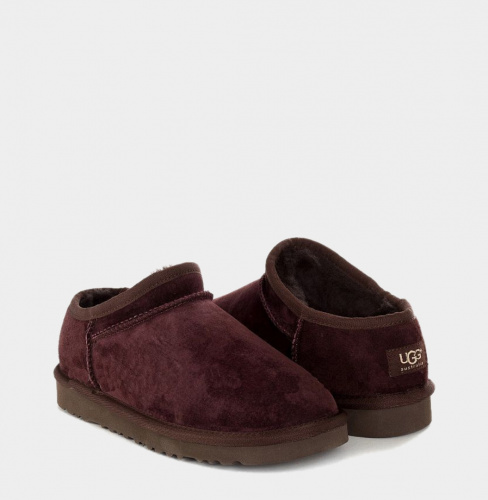 UGG TASMAN MINI CHOCOLATE
