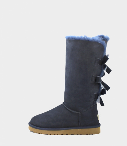 UGG BAILEY BOW TALL II WATERPROOF NAVY фото 2