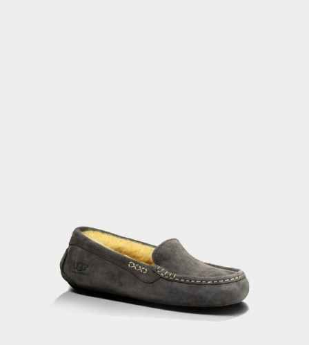 UGG ANSLEY SLIPPERS GREY фото 2