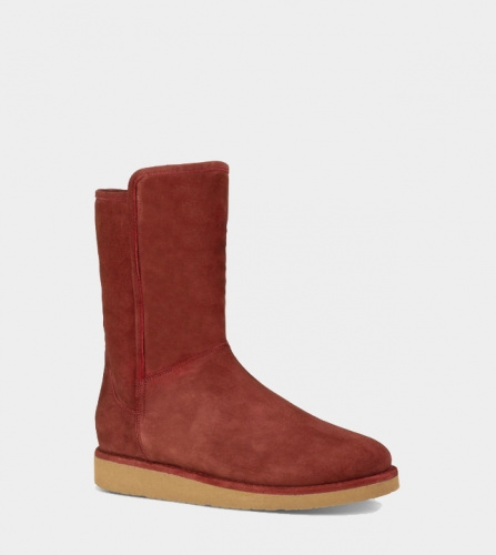 UGG ABREE SHORT RED фото 4