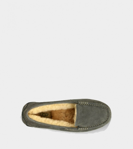 UGG ANSLEY SLIPPERS GREY фото 4