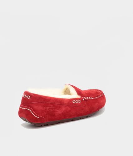 UGG ANSLEY SLIPPERS TOMATO фото 3