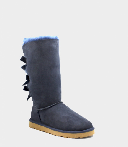 UGG BAILEY BOW TALL II WATERPROOF NAVY фото 3