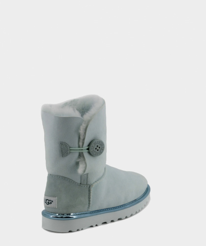 UGG BAILEY BUTTON II WATERPROOF ICEBERG фото 3