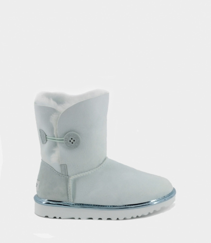 UGG BAILEY BUTTON II WATERPROOF ICEBERG