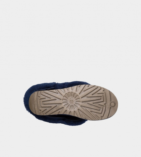 UGG BAILEY BUTTON II WATERPROOF NAVY фото 5