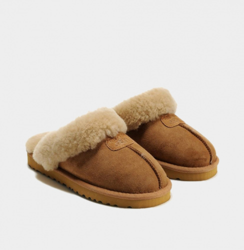 UGG COQUETTE SLIPPER CHESTNUT фото 3