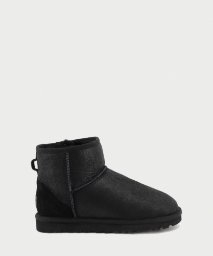 UGG METALLIC MINI BLACK MEN