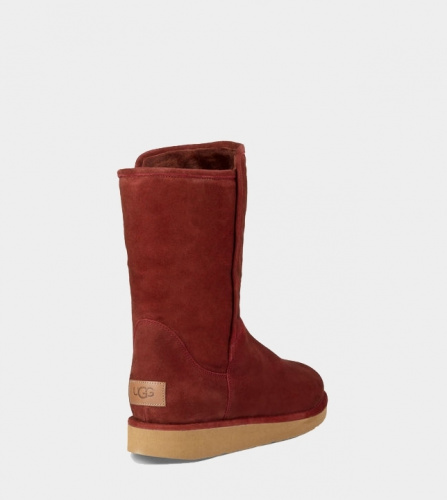 UGG ABREE SHORT RED фото 2