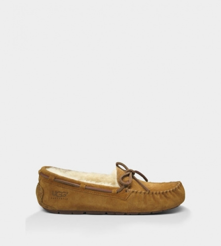 UGG DAKOTA SLIPPERS CHESTNUT