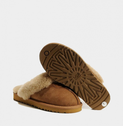 UGG COQUETTE SLIPPER CHESTNUT фото 2