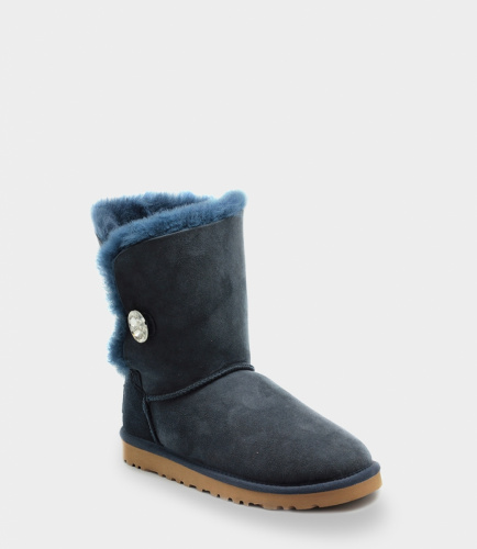 UGG BAILEY BLING NAVY фото 2