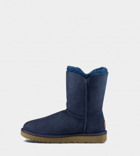 UGG BAILEY BUTTON II WATERPROOF NAVY фото 4