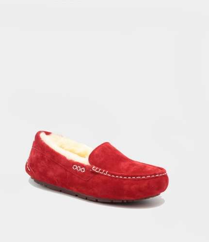 UGG ANSLEY SLIPPERS TOMATO фото 2
