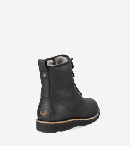 UGG HANNEN BOOTS BLACK MEN фото 4