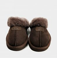 UGG COQUETTE SLIPPER CHOCOLATE
